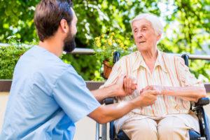 Pflegegrad und Pflegestufen - Pflegestärkungsgesetzt II - Pflegeversicherung